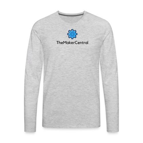 imageedit 5 9564070329 - Men's Premium Long Sleeve T-Shirt