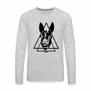 Donkey. - Men's Premium Long Sleeve T-Shirt