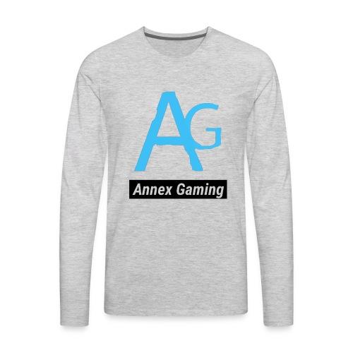 Annex Gaming - Men's Premium Long Sleeve T-Shirt