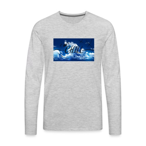 CHILL COLLECTION - Men's Premium Long Sleeve T-Shirt