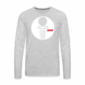 ballistix zai merch - Men's Premium Long Sleeve T-Shirt