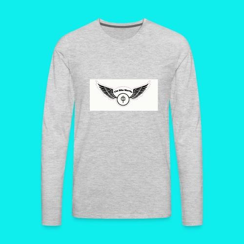 TBW LOGO - Men's Premium Long Sleeve T-Shirt