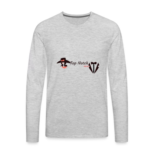 top notch - Men's Premium Long Sleeve T-Shirt