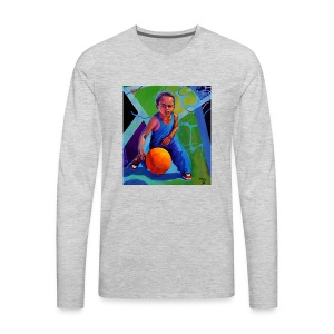 BBALLER - Men's Premium Long Sleeve T-Shirt