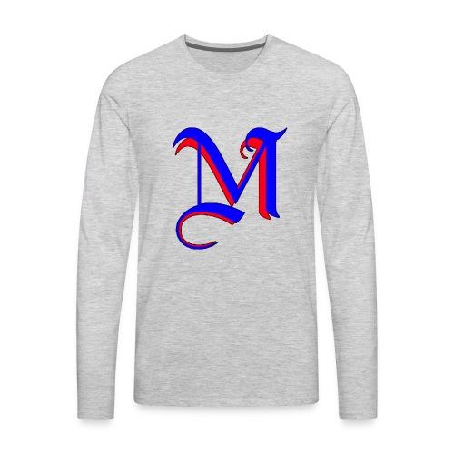 madMusic_Records - Men's Premium Long Sleeve T-Shirt