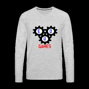 Gears - Men's Premium Long Sleeve T-Shirt