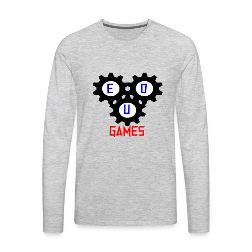 Gears - Men's Premium Long Sleeve T-Shirt