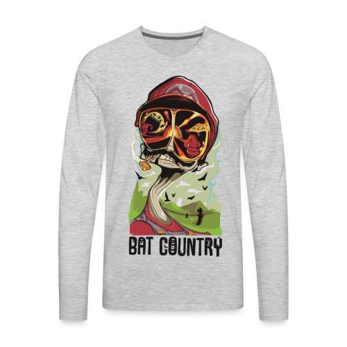 Fear and Mario at Bat Country - Men's Premium Long Sleeve T-Shirt