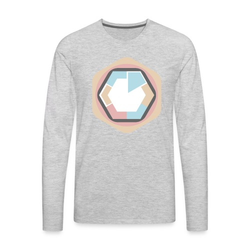 Box 2 - Men's Premium Long Sleeve T-Shirt