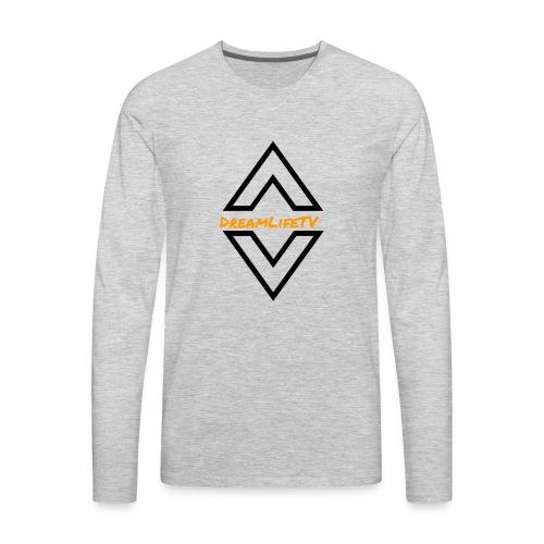 DreamLifeTv - Men's Premium Long Sleeve T-Shirt