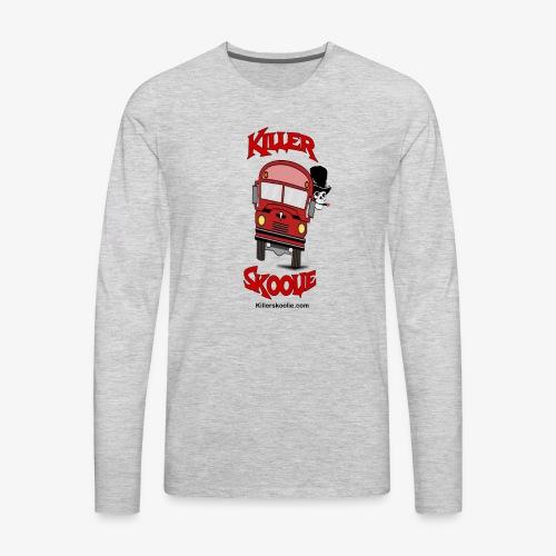 killerskoolie - Men's Premium Long Sleeve T-Shirt