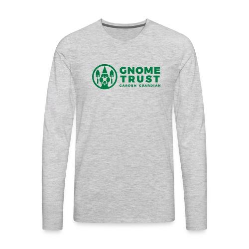 GNOMETRUST - Men's Premium Long Sleeve T-Shirt