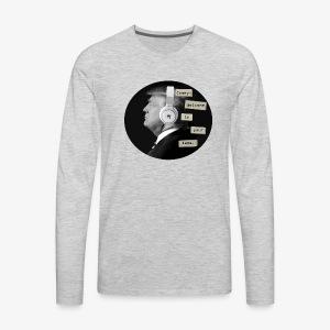 trump 13 reasons - Men's Premium Long Sleeve T-Shirt