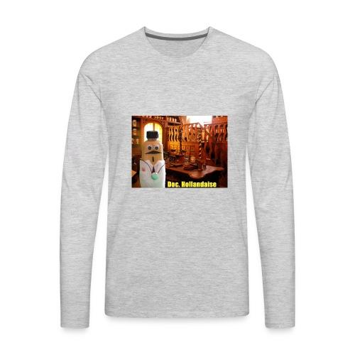 Doc hollandaise - Men's Premium Long Sleeve T-Shirt