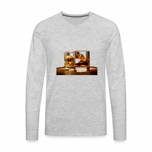 Drank - Men's Premium Long Sleeve T-Shirt