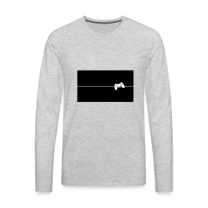 gaming merch - Men's Premium Long Sleeve T-Shirt