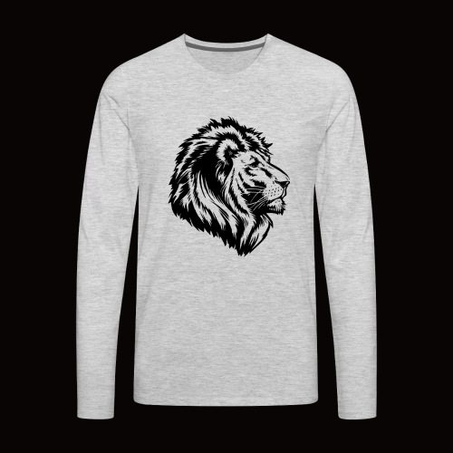 K's Kinging it - Men's Premium Long Sleeve T-Shirt