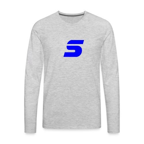 STRIVE NATION LOGO - Men's Premium Long Sleeve T-Shirt