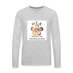 Official Logo - Men's Premium Long Sleeve T-Shirt