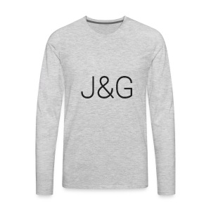 THE JAMARGÈÈ ALL USE WEAR - Men's Premium Long Sleeve T-Shirt