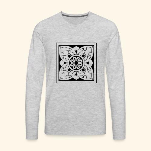 ceylon collection front 1 - Men's Premium Long Sleeve T-Shirt