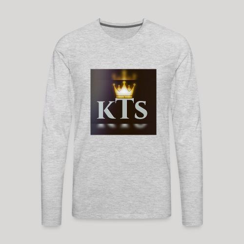 KTS Fan Wear - Men's Premium Long Sleeve T-Shirt