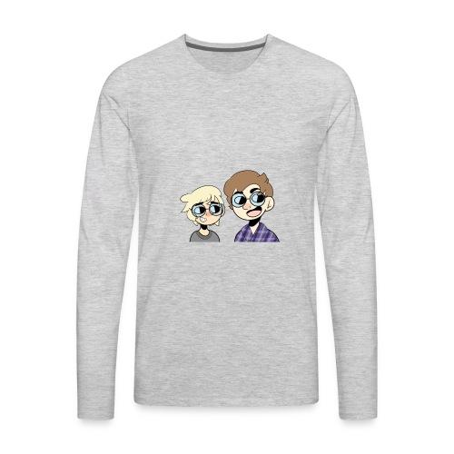 C&K - Men's Premium Long Sleeve T-Shirt