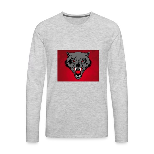 Wolf Pack - Men's Premium Long Sleeve T-Shirt