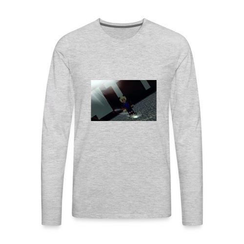 Dreadfuls designed shirt - Men's Premium Long Sleeve T-Shirt