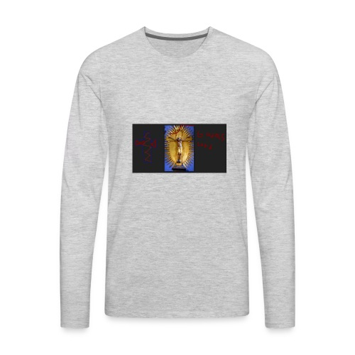 praise the lord - Men's Premium Long Sleeve T-Shirt