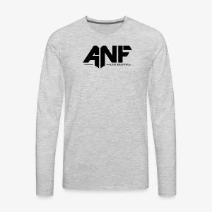 ANF1BLACK - Men's Premium Long Sleeve T-Shirt