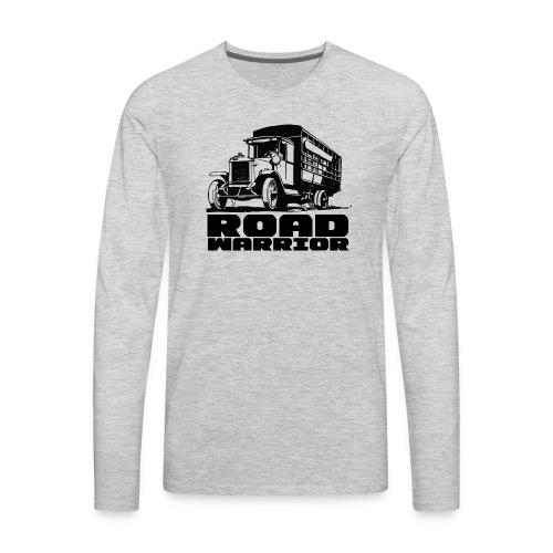 road warriorT - Men's Premium Long Sleeve T-Shirt