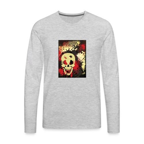 Davel - Men's Premium Long Sleeve T-Shirt