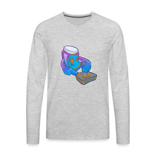 Game Jam - Men's Premium Long Sleeve T-Shirt