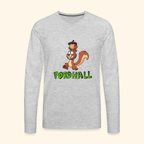 squirrel fordhall1 - Men's Premium Long Sleeve T-Shirt