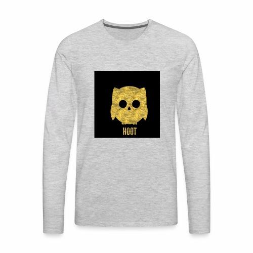 Hoot - Men's Premium Long Sleeve T-Shirt