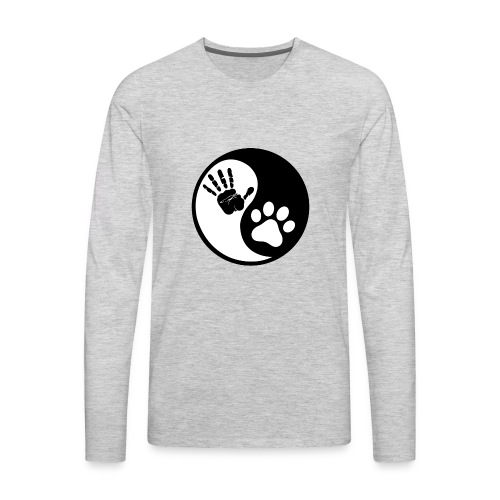 Yin Yang - Men's Premium Long Sleeve T-Shirt