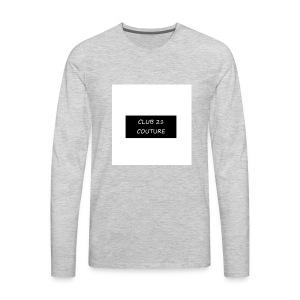 Club 21 Couture - Men's Premium Long Sleeve T-Shirt