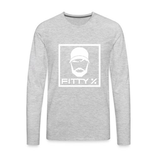 NEW wht - Men's Premium Long Sleeve T-Shirt