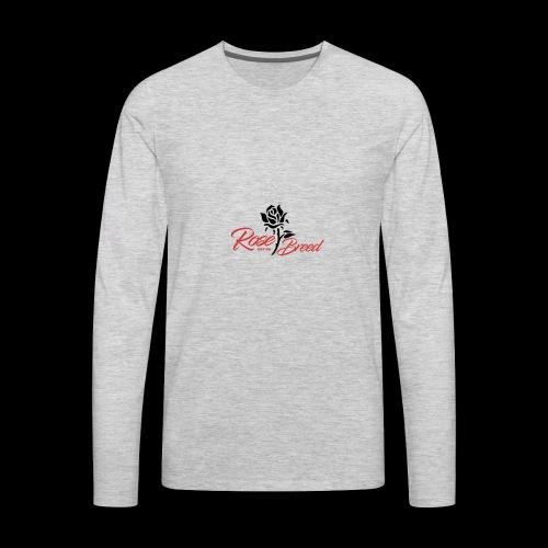 Rose Breed - Men's Premium Long Sleeve T-Shirt