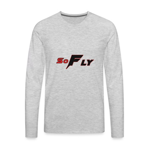 SoFLY - Men's Premium Long Sleeve T-Shirt