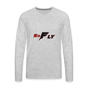 SoFLY - Men's Premium Long Sleeve T-Shirt