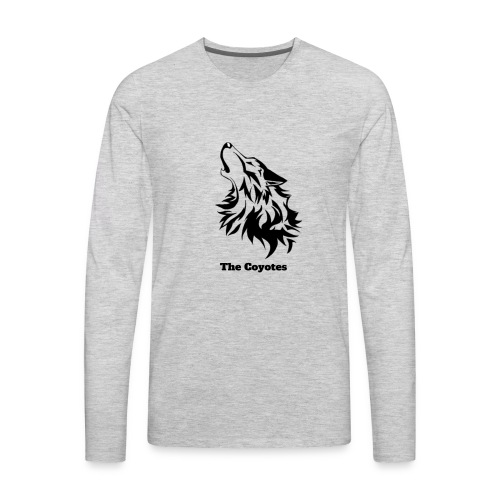 The Coyotes Merch - Men's Premium Long Sleeve T-Shirt