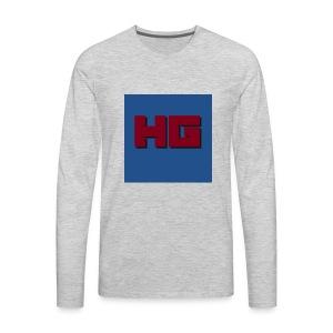 HG Merch - Men's Premium Long Sleeve T-Shirt