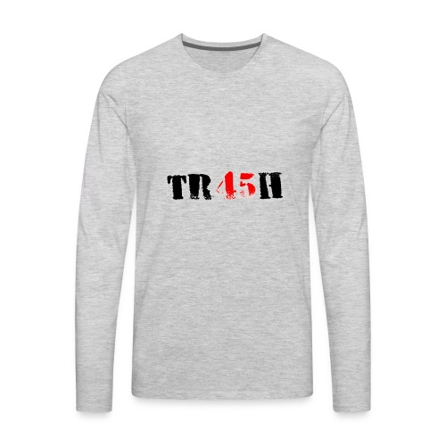 graphic TR45H shirt - Men's Premium Long Sleeve T-Shirt