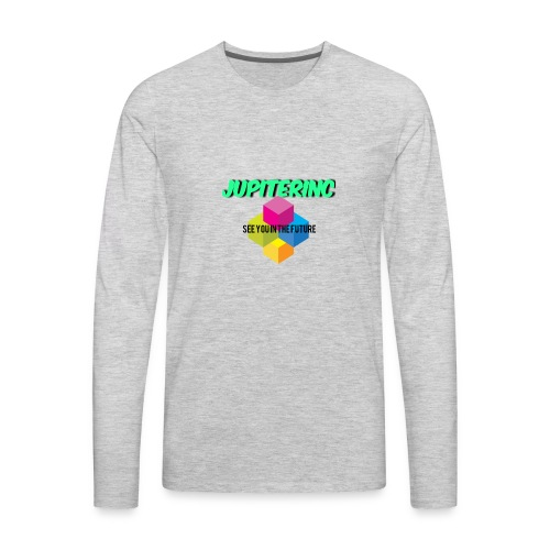 Jupiterinc winter - Men's Premium Long Sleeve T-Shirt