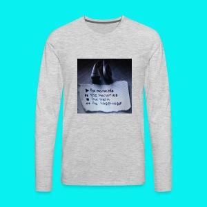 SD25 - Men's Premium Long Sleeve T-Shirt