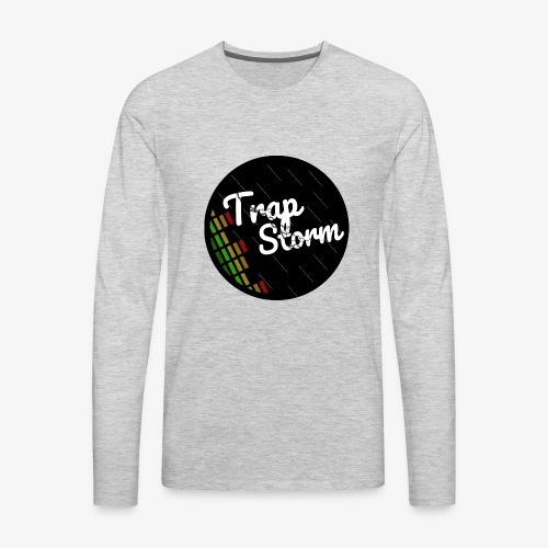 Trap Storm - Men's Premium Long Sleeve T-Shirt