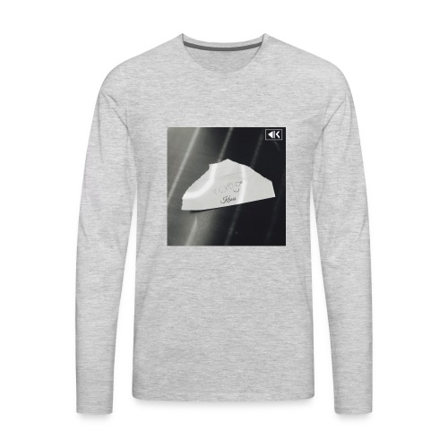 Kisses - Men's Premium Long Sleeve T-Shirt