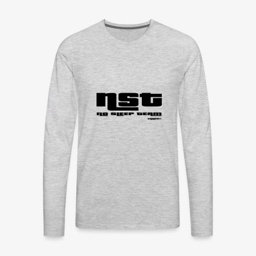 No sleep team - Men's Premium Long Sleeve T-Shirt